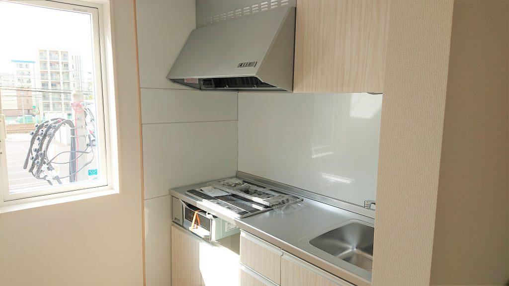 松戸 雷 寄宿舎 キッチン